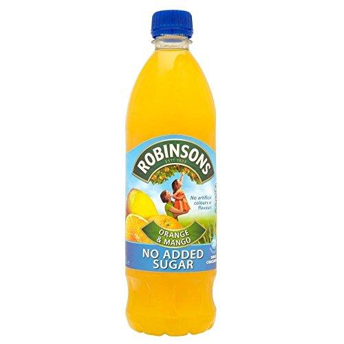 Robinsons Sonder R Orange Und Mango Squash Ohne Zuckerzusatz (1L) (Robinson Orange Squash)