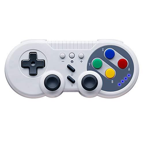 STOGA Manette pour Nintendo Switch, Switch Pro sans Fil Contrôleur, 6 axes manette switch pro avec Batterie Rechargeable pour commutateur Nintendo