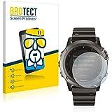 BROTECT Protection Ecran Verre Compatible avec Garmin Fenix 3 - Protecteur Vitre 9H, AirGlass