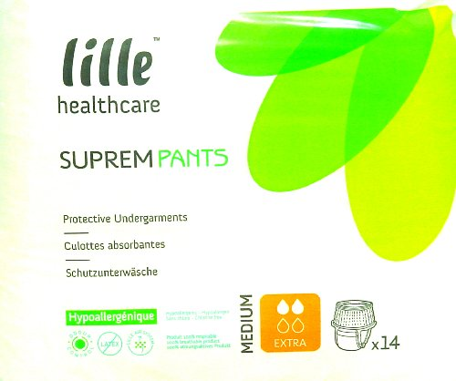 Preisvergleich Produktbild Lil Pants Supreme Windeln Medium extra Gr.2 112 Stück