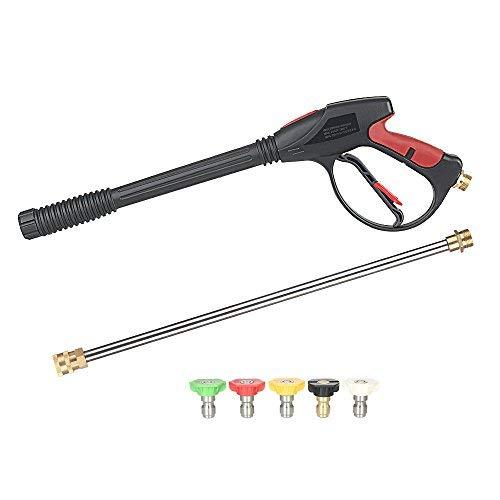 KKmoon Hochdruckreiniger Gun 4000 PSI Spritzpistole mit 18