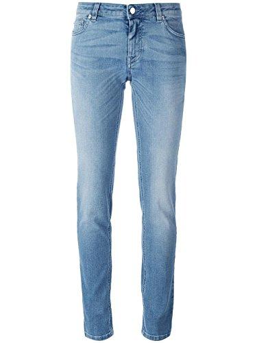 Givenchy Femme 17Y5523611400 Bleu Claire Coton Jeans Givenchy