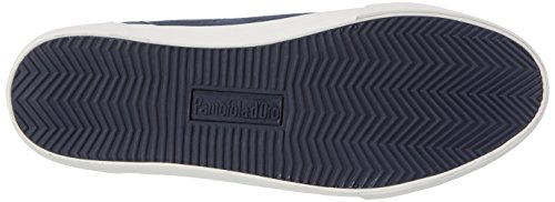 dOro Torino Blues Pantofola dOro Low Dress Sneaker Blu Pantofola Uomo Eq1wnFzS