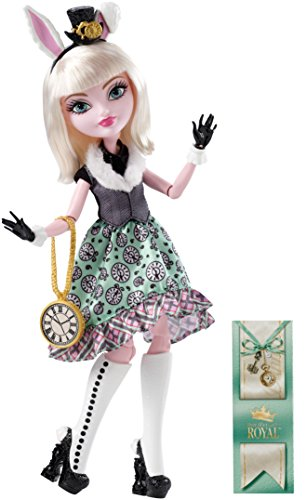 Ever After High CDH57 - Reale Bunny Blanc