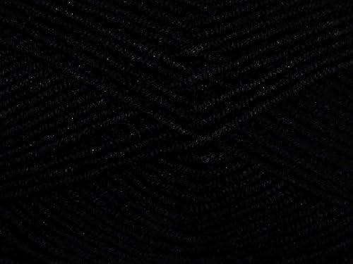 Wendy   It Fil à 5014 tricoter DK 5014 à Noir – par 100 gram Boule B073Q73CPY cd1bf1