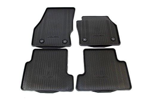 Genuine Ford Kuga Front & Rear Rubber Mat Set 19-08-2013 Onwards