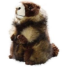 Carl Dick Peluche - Marmota (Felpa, 23cm) [Juguete] 3389