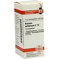 NATRIUM SULFURICUM C 12 Globuli 10 g preisvergleich bei billige-tabletten.eu