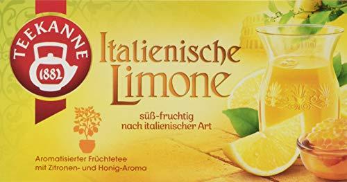 Teekanne Italienische Limone, 50 g.