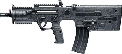 g8ds Set: Softair Gewehr IWI X95 Advanced Version AEG elektrisch unter 0,5 Joule 6mm Zielscheibe