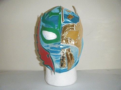 Kinder–Halb Sin Cara Halb Rey Mysterio Maske