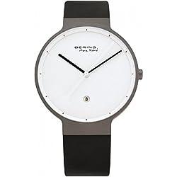 Bering Time Men's Max René Analogueue Quartz Watch 12639-874