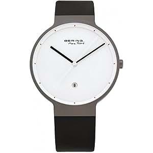 Bering Time - 12639-874 - Montre Homme - Quartz Analogique - Bracelet Plastique Multicolore