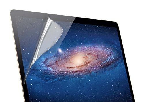KMP 1115137000 Displayschutzfolie für Apple MacBook Pro Retina, 33,02 cm (13 Zoll) schwarzer Rahmen