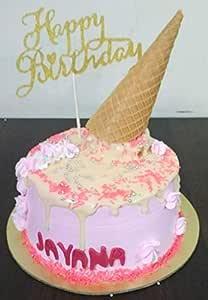 Brilliant My Bakers Basket Veg Marble Sponge Whipped Meling Ice Cream Personalised Birthday Cards Veneteletsinfo