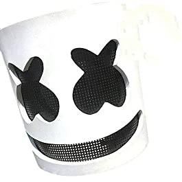 Candora Maschera da DJ per Halloween, cosplay, bar, musica