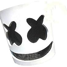 Candora - Máscara de Halloween para cosplay, diseño de Marshmello DJ; ...