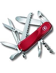 Victorinox Taschenmesser Junior 3 Rot, 2.3913.SKE