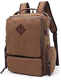 437417a53aff Demidel - Casual Canvas Laptop School Travel Office College Sports Gym  Backpack