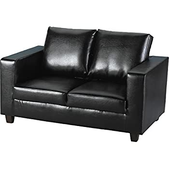 Good Seconique Tempo Sofa   Two Seater Sofa In A Box   Fabric Or Faux Leather