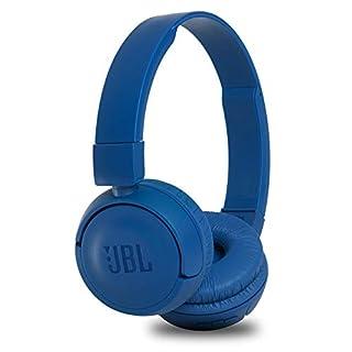 JBL T450BT - Auriculares de diadema cerrados con Bluetooth 4.0 , inalámbricos, azul (B01M7Q670L) | Amazon Products