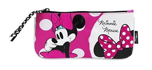 Minnie Mouse – Portatodo Plano, 23 x 11 cm (SAFTA 811513028)