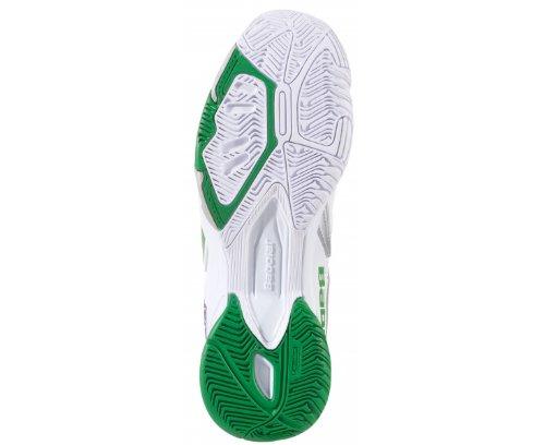Babolat Drive 3All Court wimbldedon Chaussure de Tennis Homme blanc