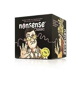 Asmodee - NON01 - Jeu d'ambiance - Nonsense