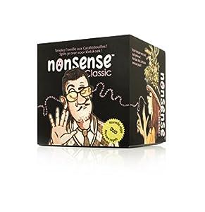 Asmodee Asmodée-Juego de Entorno Nonsense