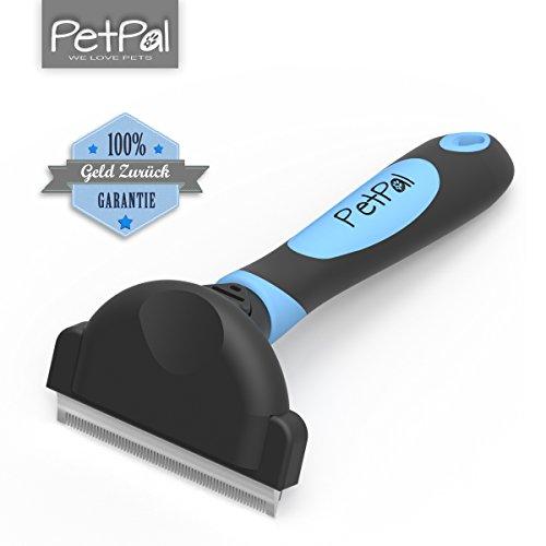 Produkt: Hundebürste von PetPäl für deShedding Fellpflege