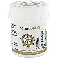 Schüßler Salz Nr.19 - Cuprum arsenic. D12-400 Tabletten, glutenfrei preisvergleich bei billige-tabletten.eu