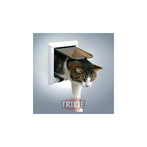 Puerta gatos TRIXIE Gatera 4 posiciones tunel
