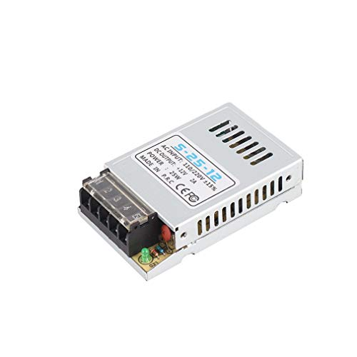 Universal AC-DC Switching Power Supply 12V 2A 24W Ultrathin LED Light Driver - Universal Ac Power Supply