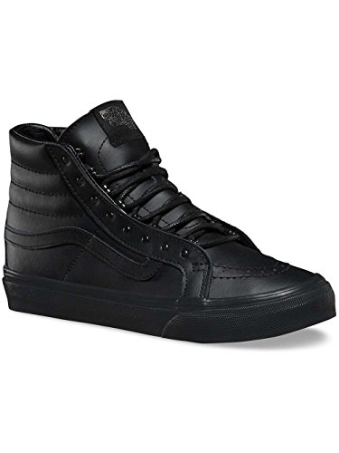 Vans SK8-Hi Slim, Baskets Basses Mixte Adulte (rivets) gunmetal/black