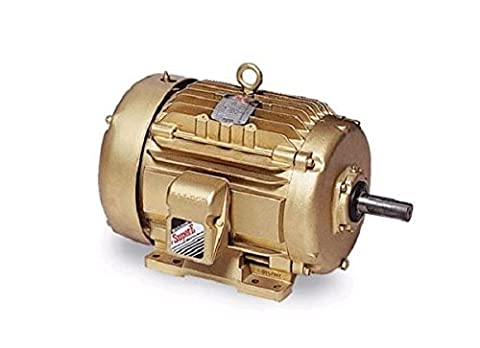 Baldor Electric M3614T-5 184T Frame TEFC AC Motor, 2 hp,