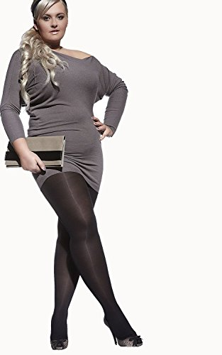 plus-size-black-grey-soft-microfibre-opaque-tights-for-curvy-women-60-denier-with-stretchy-gusset-ex