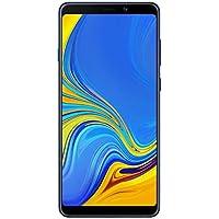 "Samsung Galaxy A9 - Smartphone de 6.3"" (4G, Octa-Core, RAM de 6 GB, Memoria de 128 GB, 4 cámaras de 24+5+10+8 MP, Android) Color Azul"