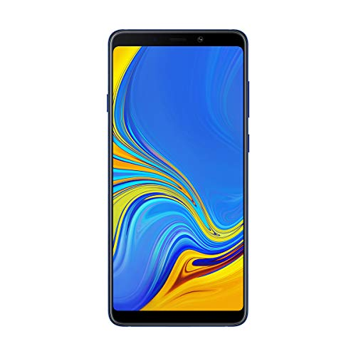 "Samsung Galaxy A9 - Smartphone de 6.3"" (4G, Octa-Core, RAM de 6 GB, Memoria de 128 GB, 4 cámaras de 24+5+10+8 MP, Android) Color Azul#source%3Dgooglier%2Ecom#https%3A%2F%2Fgooglier%2Ecom%2Fpage%2F%2F10000"
