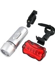 H+H FL 41 LED Fahrradbeleuchtung bis 150 Stunden -