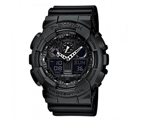 Casio G-SHOCK Herrenuhr Armbanduhr GA-100-1A1ER