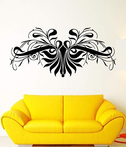 TYLPK Pegatinas de pared novedosas y simples Patrón de adorno Hermoso personaje...