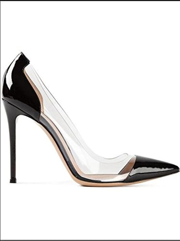 Xue Qiqi Scarpette Scarpe col tacco alto Scarpe col tacco Scarpe basse Sig.ra Scarpe trasparenti Scarpe col tacco... | Pregevole fattura  | Uomo/Donne Scarpa