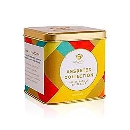 Goodwyn Assorted Tea Bags Gift Box, 20 Tea Bags