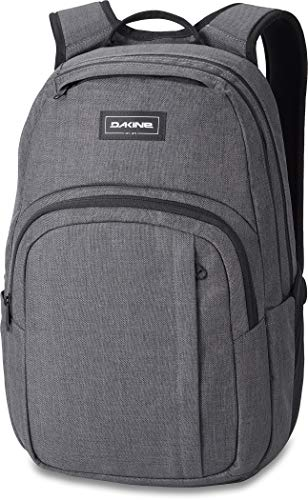 Dakine Campus Rucksack, Daypack Tagesrucksack für Schule, Arbeit und Uni, Sportrucksack und Schultasche mit Laptopfach und Rückenpolster, 25L Ipod Rucksack