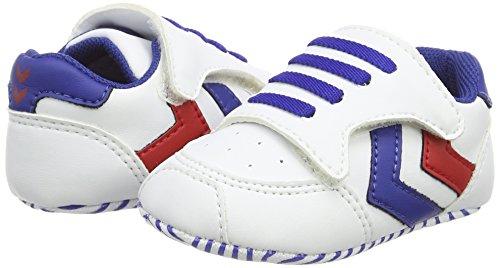 Hummel Pre Runner, Unisex-Kinder Sneakers Weiß (White)