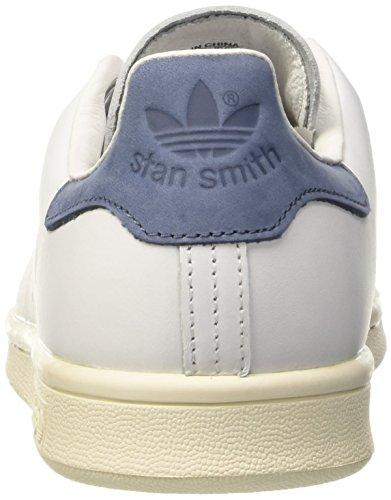 adidas Stan Smith-s80, Gymnastique homme Blanc Cassé (S80026_Ftwwht/Ftwwht/Tecink)