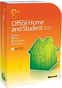 Microsoft Office Home and Student 2010 (3 Users, PC)