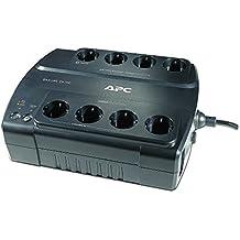 APC Back-UPS ES 700 Gruppo di continuità UPS 700VA con risparmio energetico BE700G-IT, 8 Uscite (Schuko/CEI 23/16)