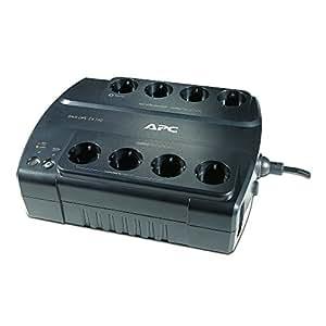 APC Back-UPS ES 700 - Gruppo di continuità (UPS) 700VA con risparmio energetico - BE700G-IT - 8 Uscite (Schuko/CEI 23/16) [Italia]