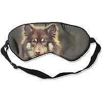 Eye Mask Eyeshade Dog Bokeh Sleep Mask Blindfold Eyepatch Adjustable Head Strap preisvergleich bei billige-tabletten.eu
